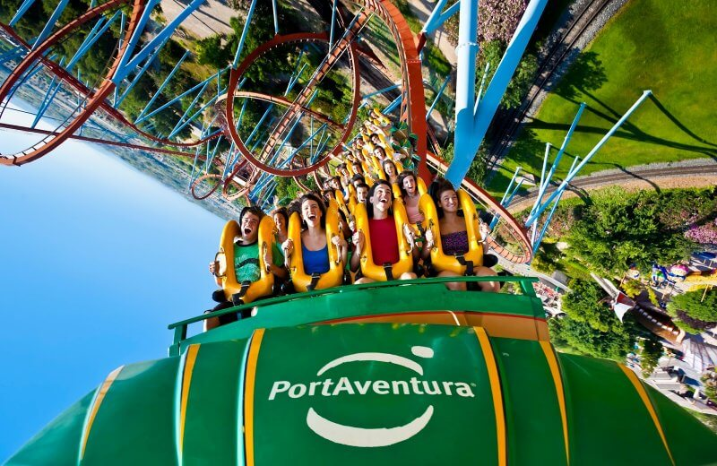 Парк развлечений «PortAventura World»