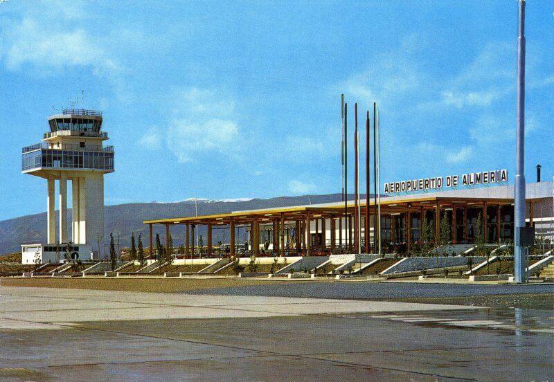 Аэропорт Альмерии