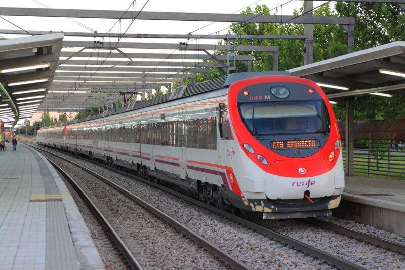 Поезд R. EXPRESS