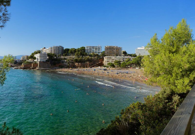 Пляж Капелланс