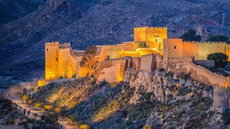 Крепость Алькасаба