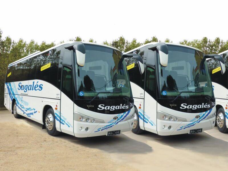 Автобус Sagalés