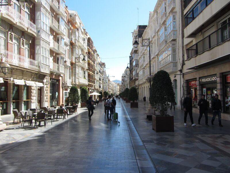 Улица Calle Mayor