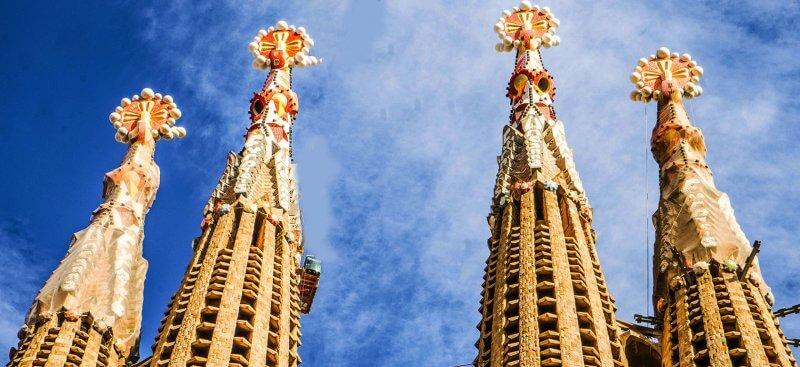 Башни Саграда Фамилия