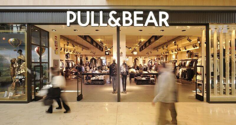 Pull&Bear в Барселоне