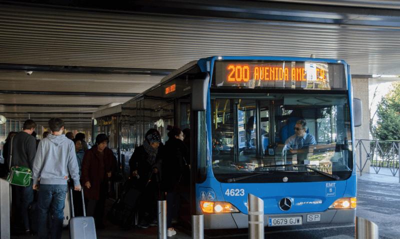 Городской автобус № 200