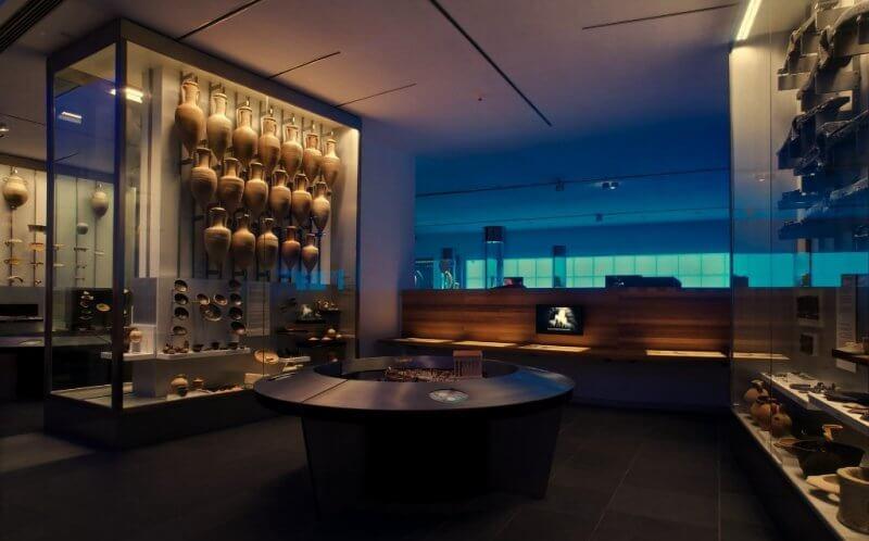 Национальный музей подводной археологии