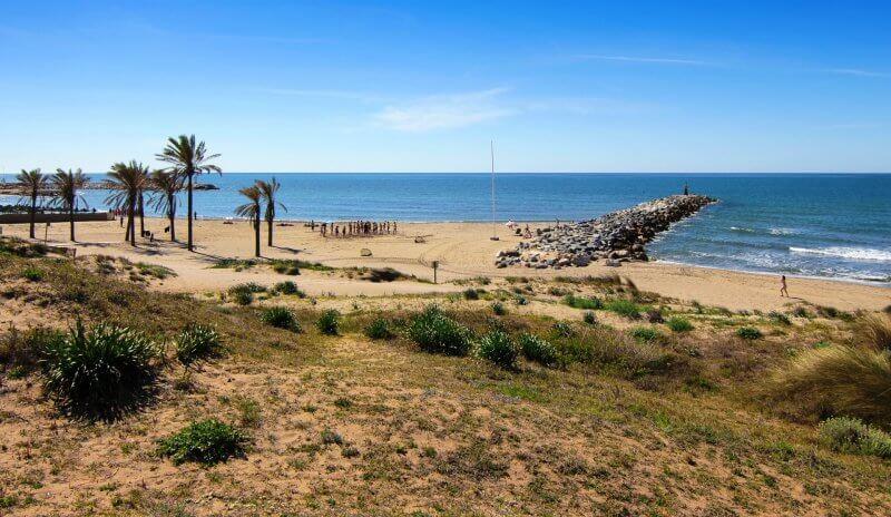 Кабопино (Cabopino Beach)
