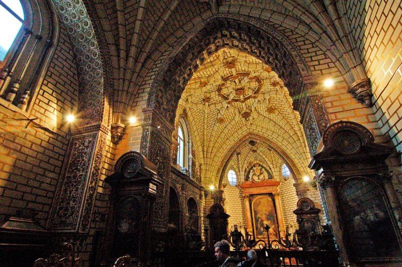 Толедский собор внутри