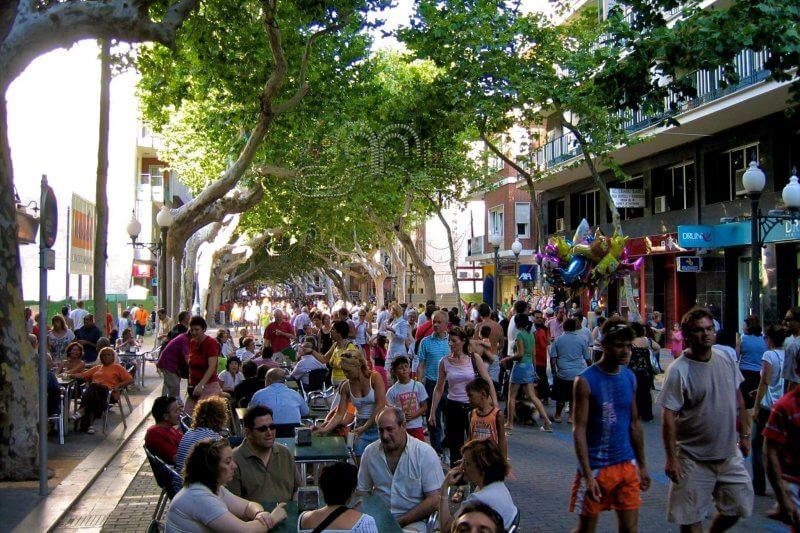 Улица Marques de Campos