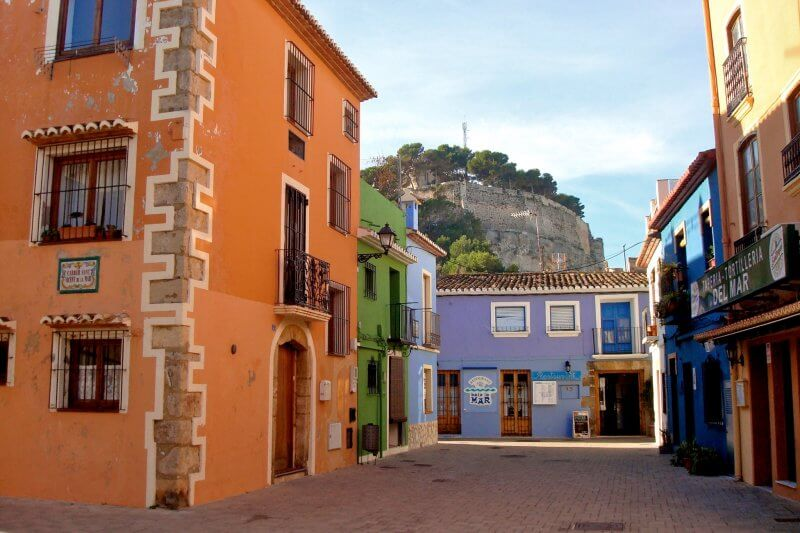 Квартал рыбаков Baix la Mar