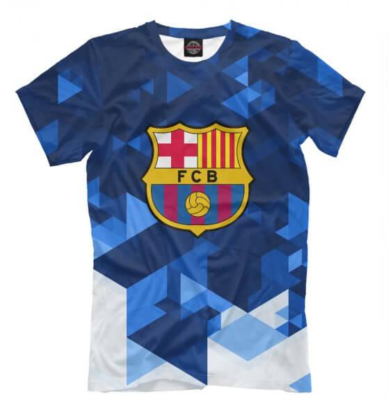 Майка «Барселона»