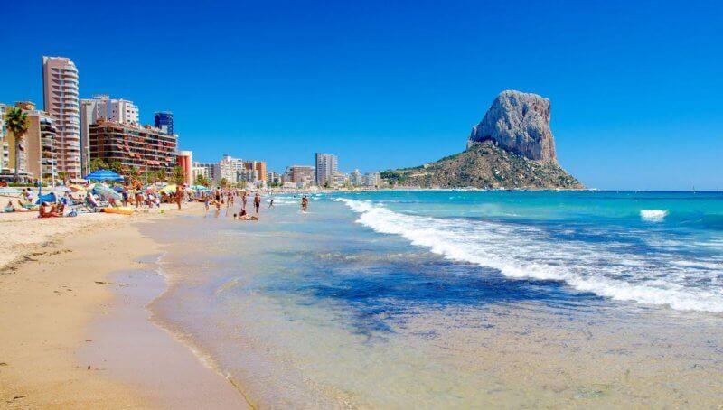 Пляж Аренал-Бол
