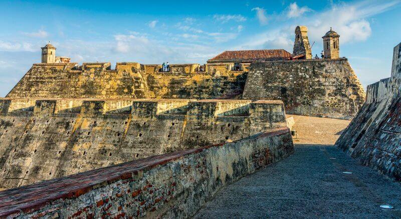 Форт Кастийос