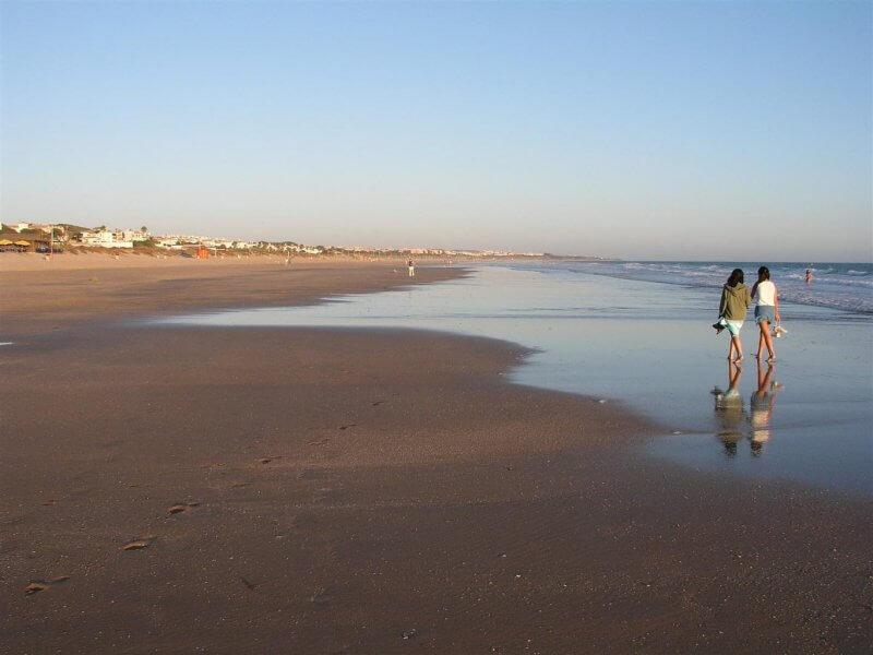Барроса (Playa de la Barrosa)