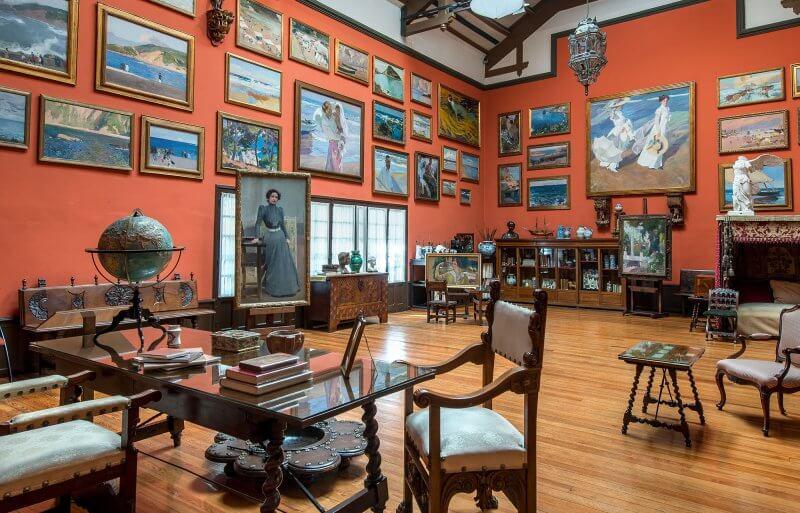 Музей Соролла внутри