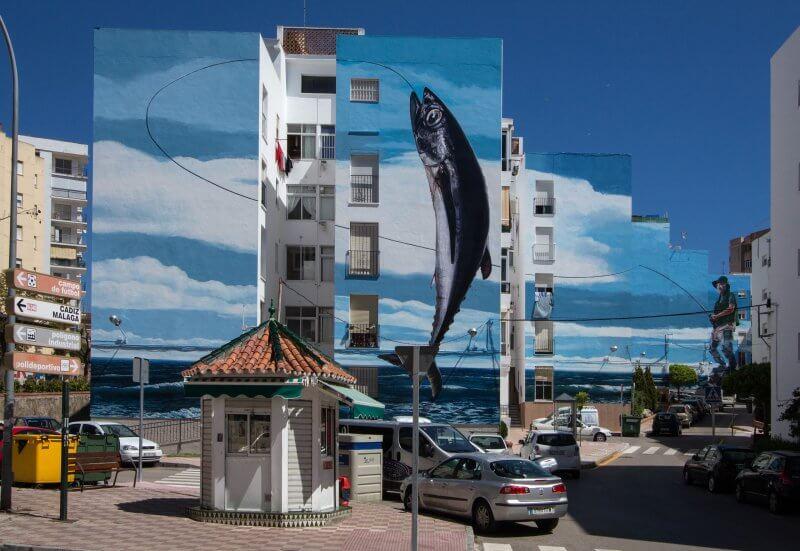 Городские Murales