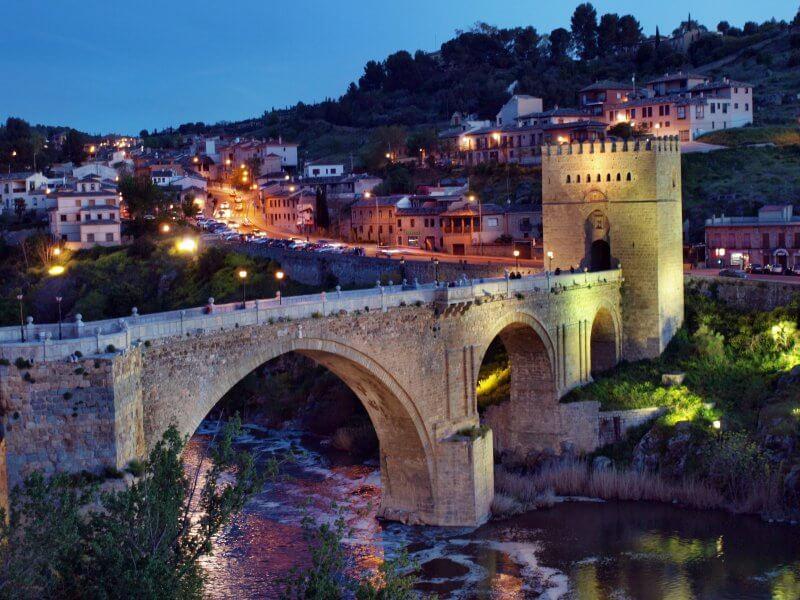 Мост Сан-Мартин