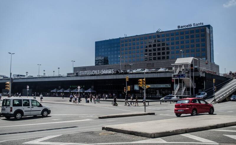 Автостанция EstacioSants