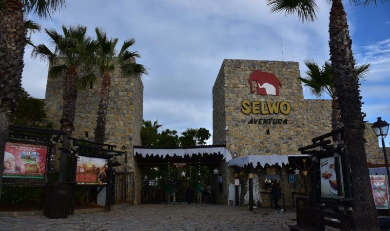 Парк развлечений Selwo Aventure