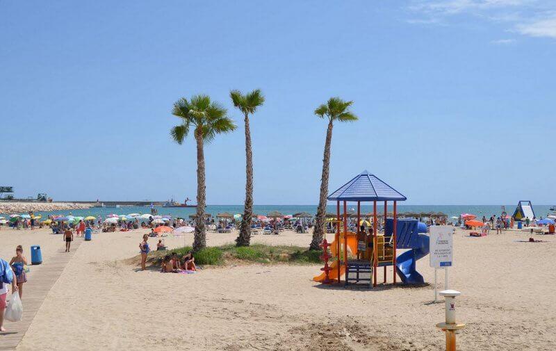 Playa de los Naúfragos