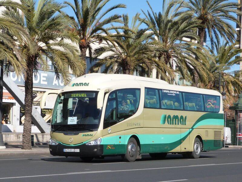 Автобус Samar