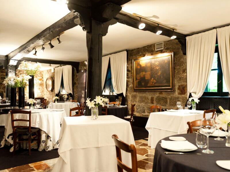 Ресторан Zuberoa