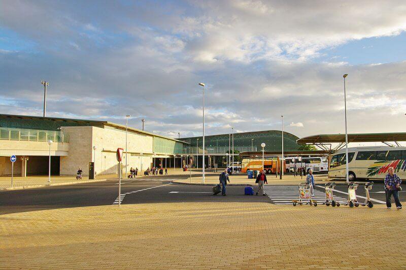 Аэропорт Фуэртевентуры