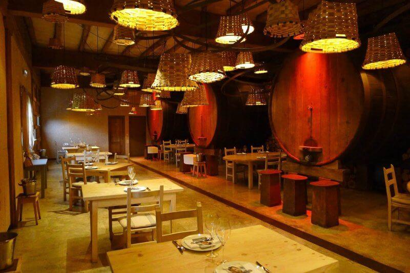 Ресторан Eme Be Garrote