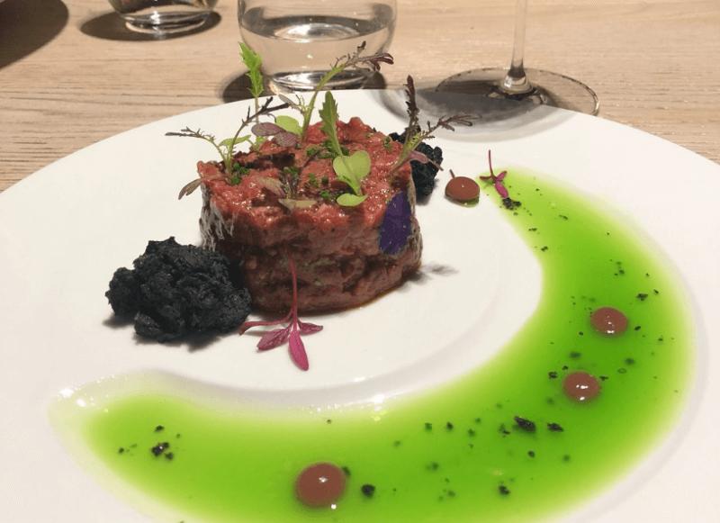 Блюдо в ресторане Eme Be Garrote