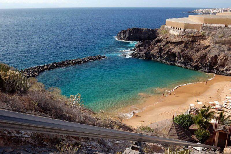 Пляж Абама на Тенерифе