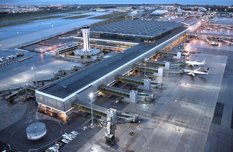 Аэропорт Málaga-Costa del So