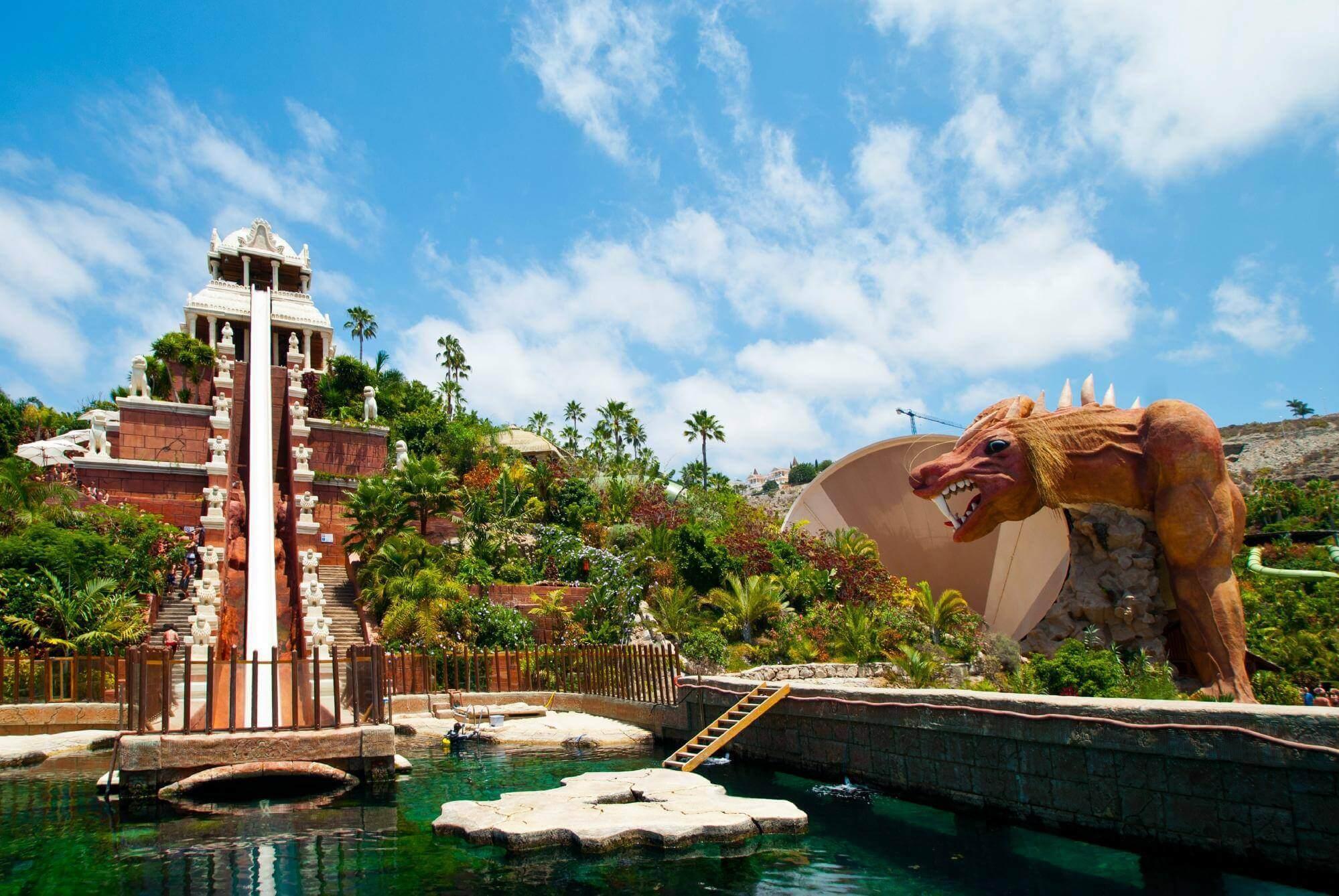 сохранялся келье испания тенерифе фото аквапарк купеческие дома представляют