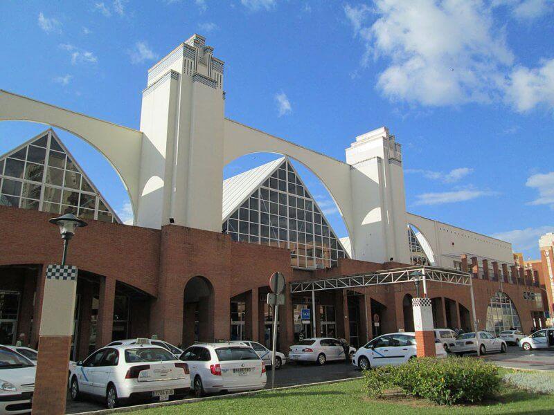 Автовокзал Малаги