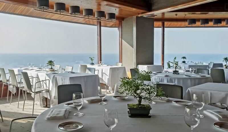 Ресторан Akelarre