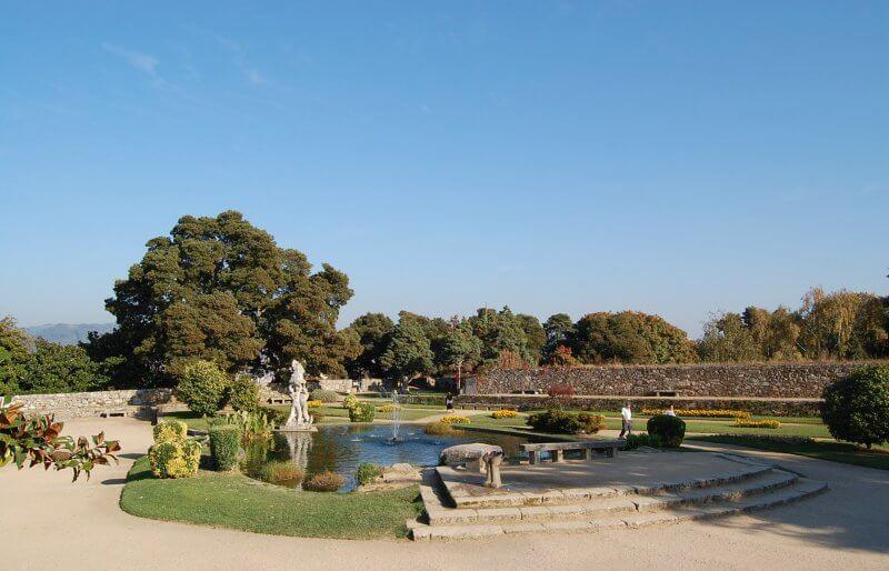 Парк Монте-дель-Кастро