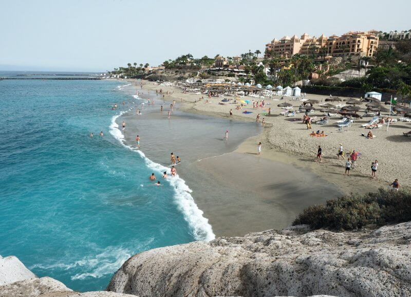 Пляж Дуке