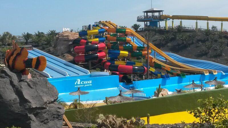 Аквапарк Acua Water Park