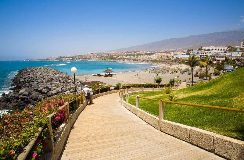 Пляж Адехе