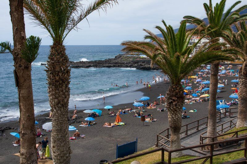 Пляж Ла Арена