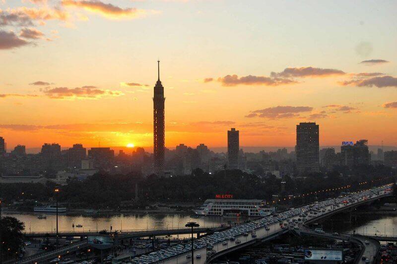Каирская телебашня