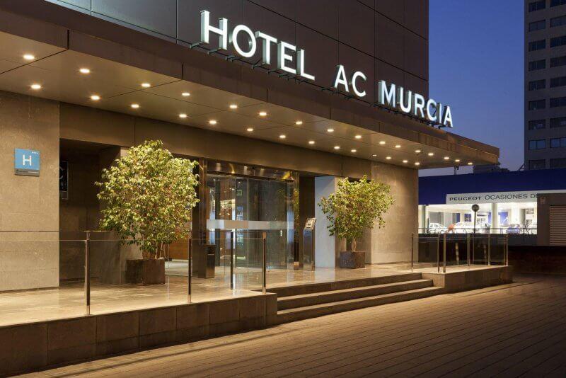 Отель в Мурсии