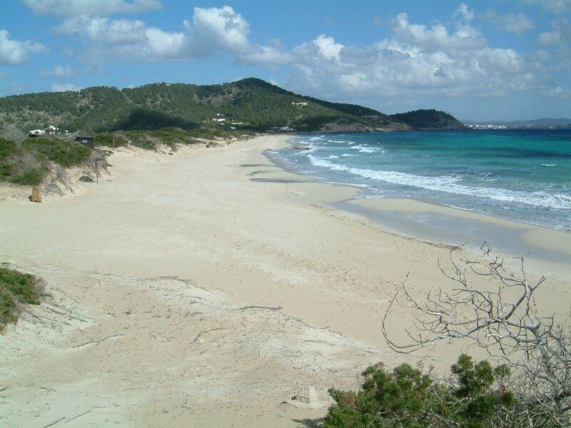 Пляж Каваллет