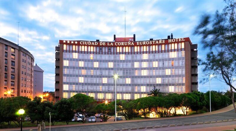 Отель в Ла-Корунье