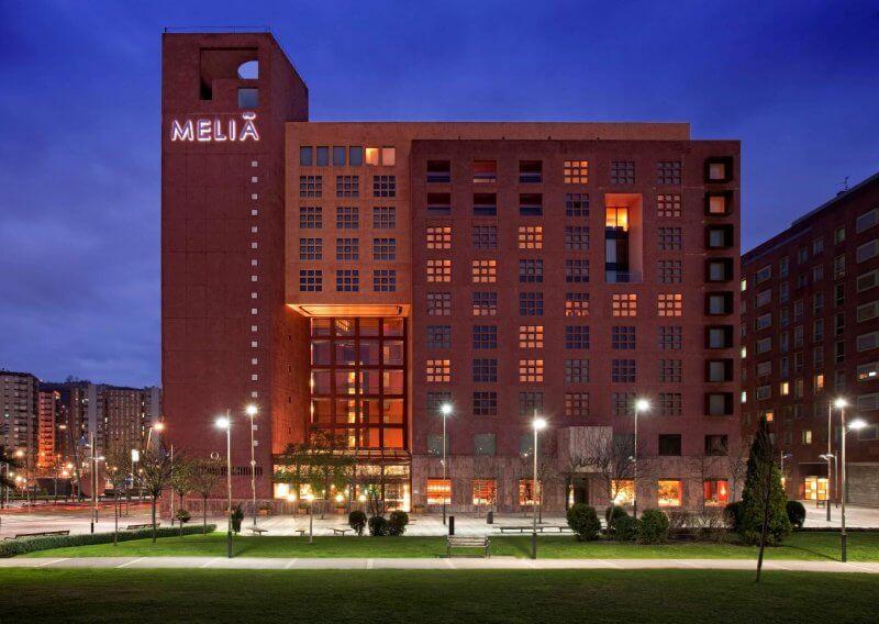 Отель в Бильбао
