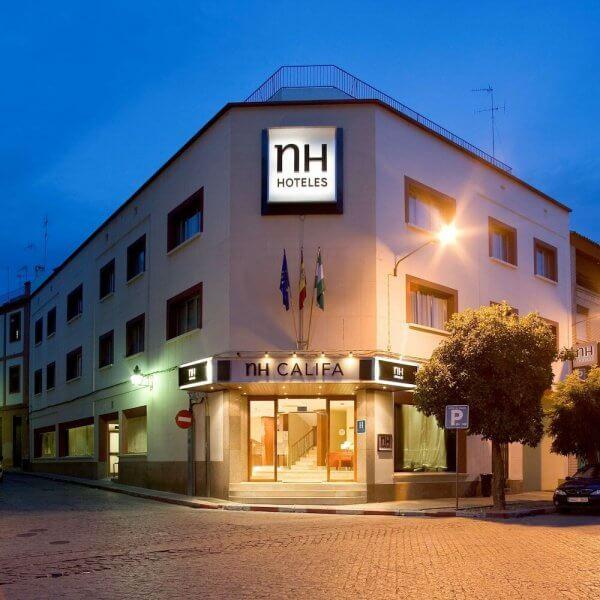 Отель в Кордобе