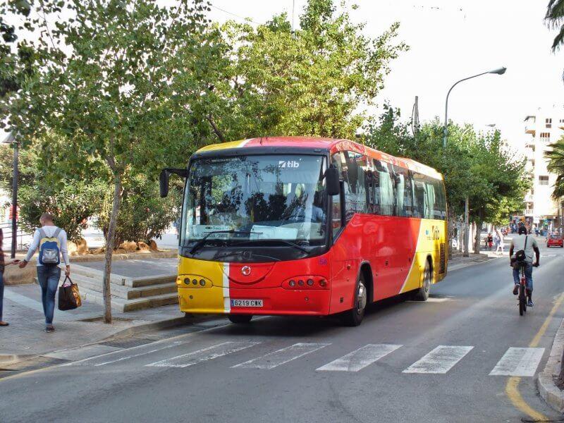 Автобусы на Майорке