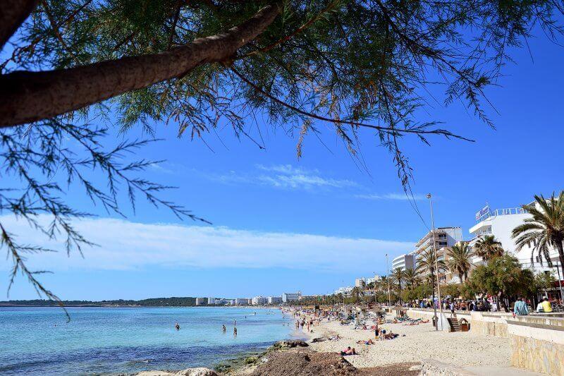 Пляж Кала-Мильор