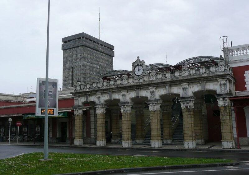 Вокзал Сан-Себастьяна