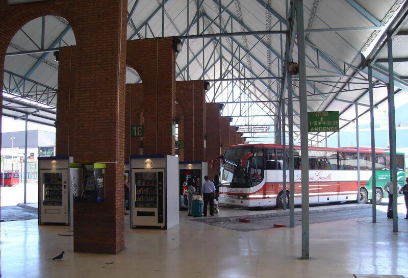 Автовокзал Гранады